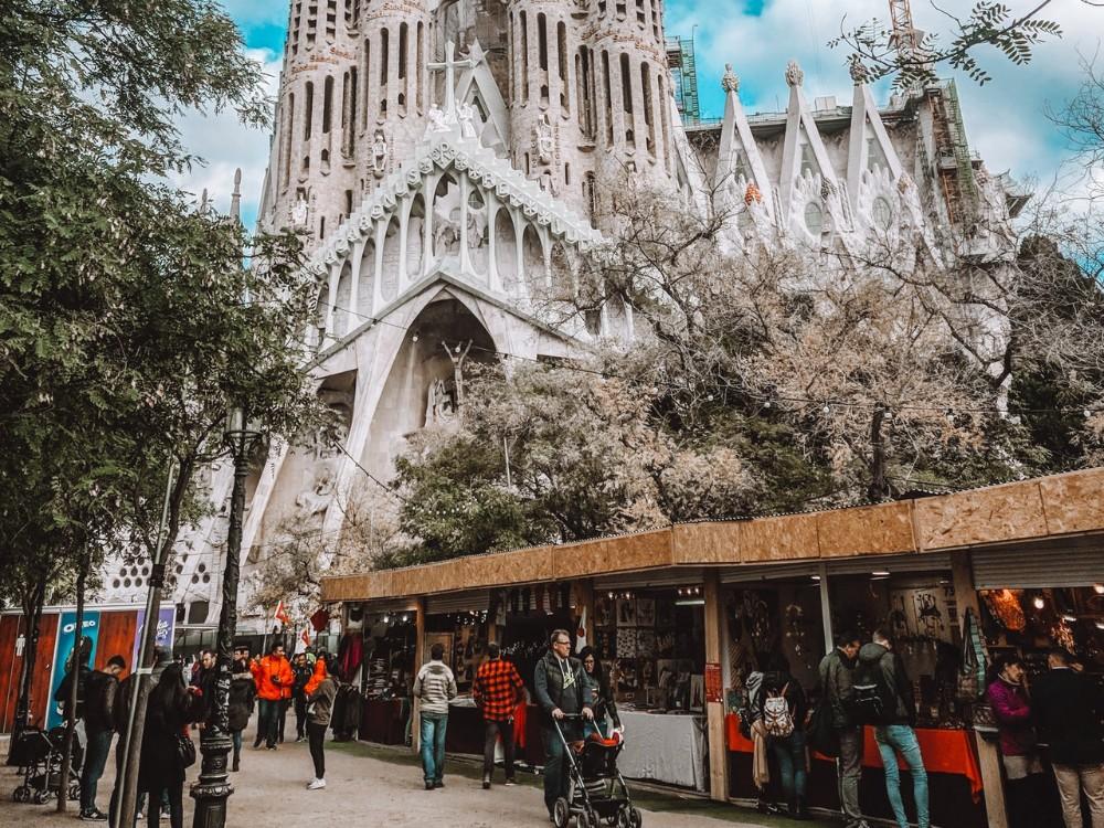קתדרלה בברצלונה