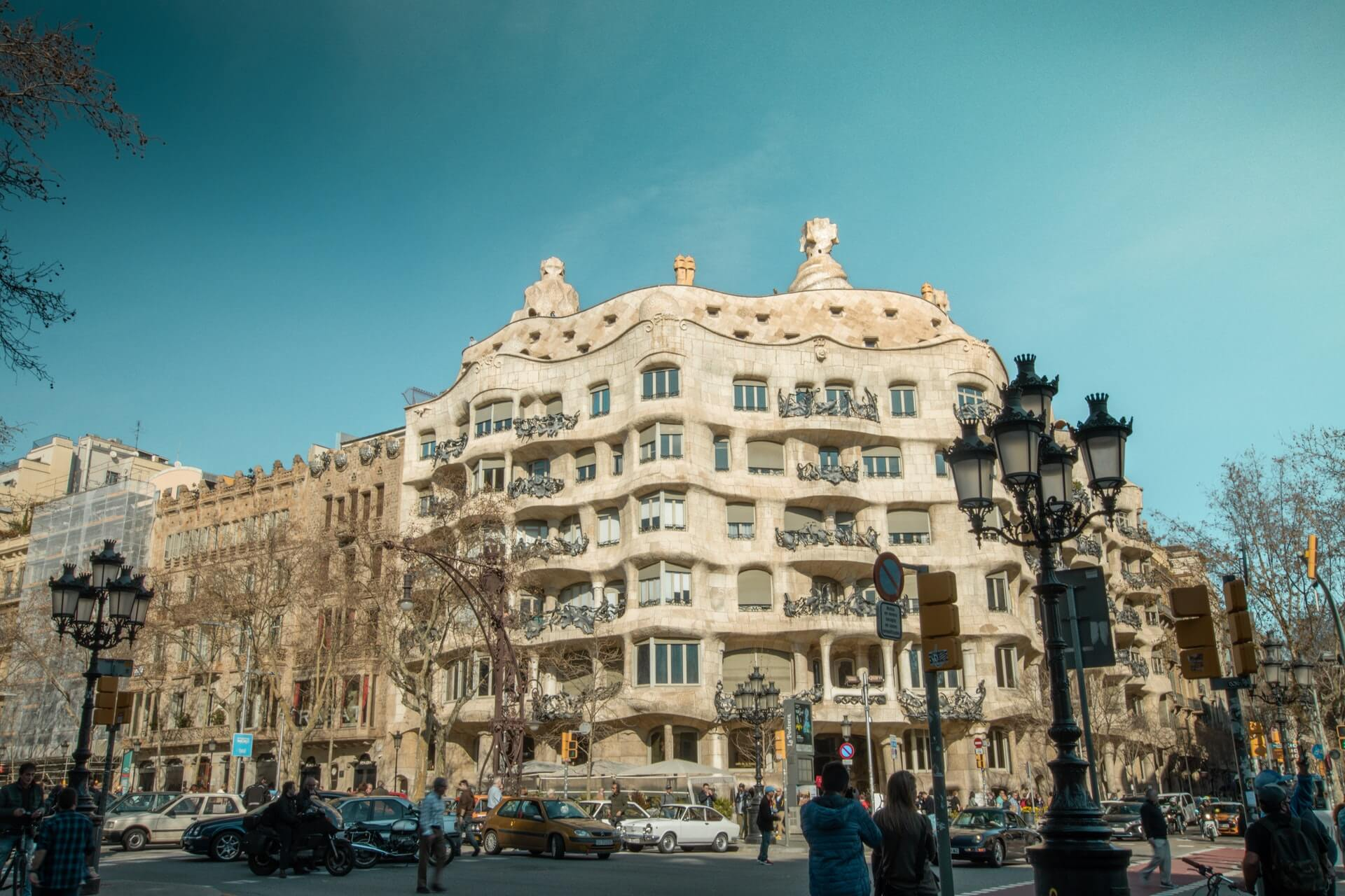 casa mila Photo by Max Photography from Pexels